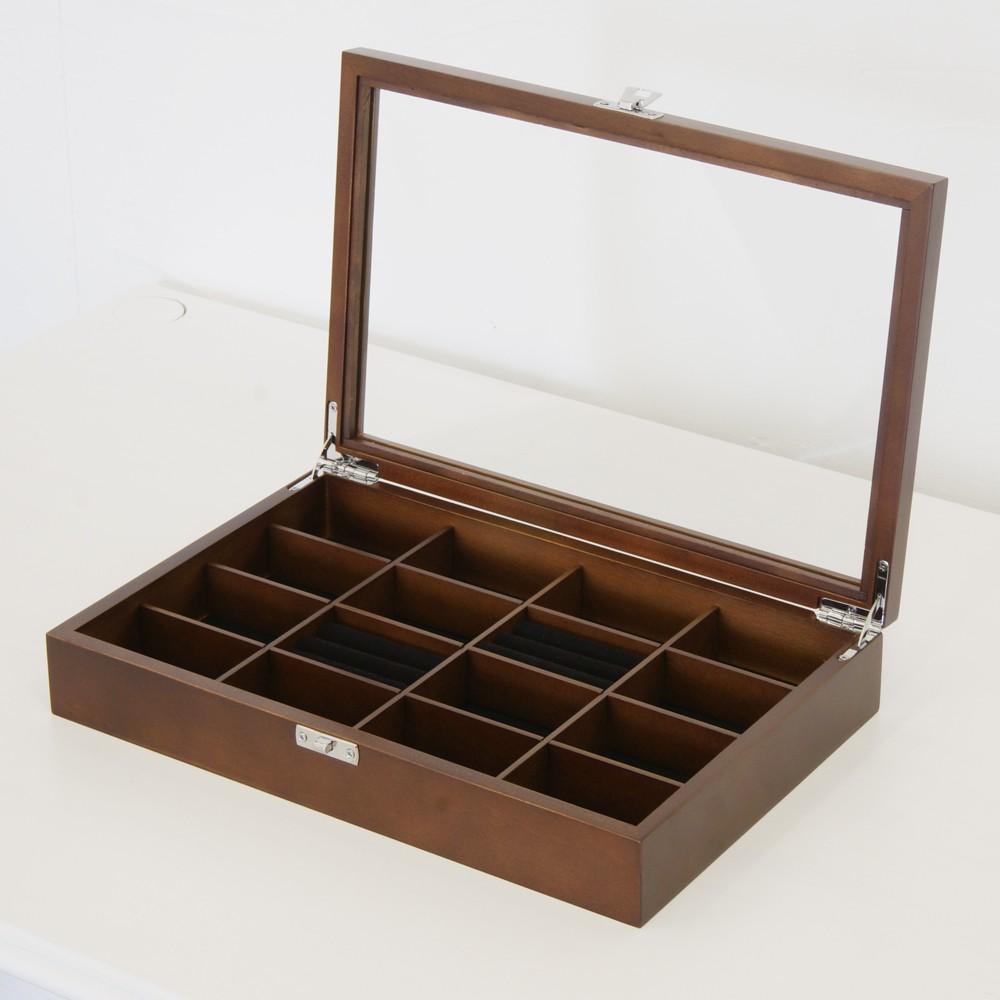 可動式仕切り付きやわらか収納ボックス ( ゾウとリンゴ )