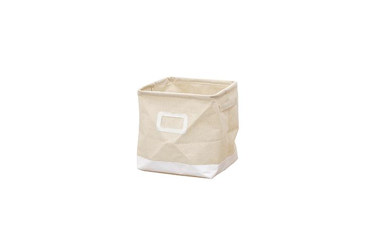 Ema エマ収納ボックスSサイズ ホワイト