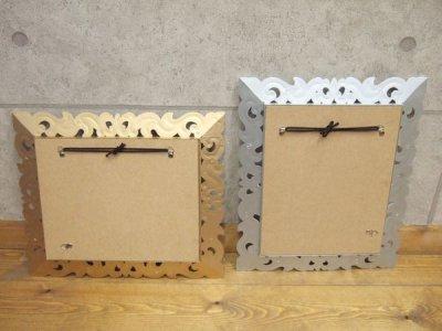 画像2: 壁掛けブラックマグネットボード