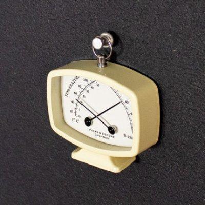 画像3: 手のひらサイズレトロデザインのアラームクロック