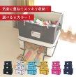 画像2: フタ付き収納ボックス Sサイズ 重ねたまま使えてアウトドアに最適! (2)