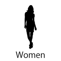 女性用ハンガー