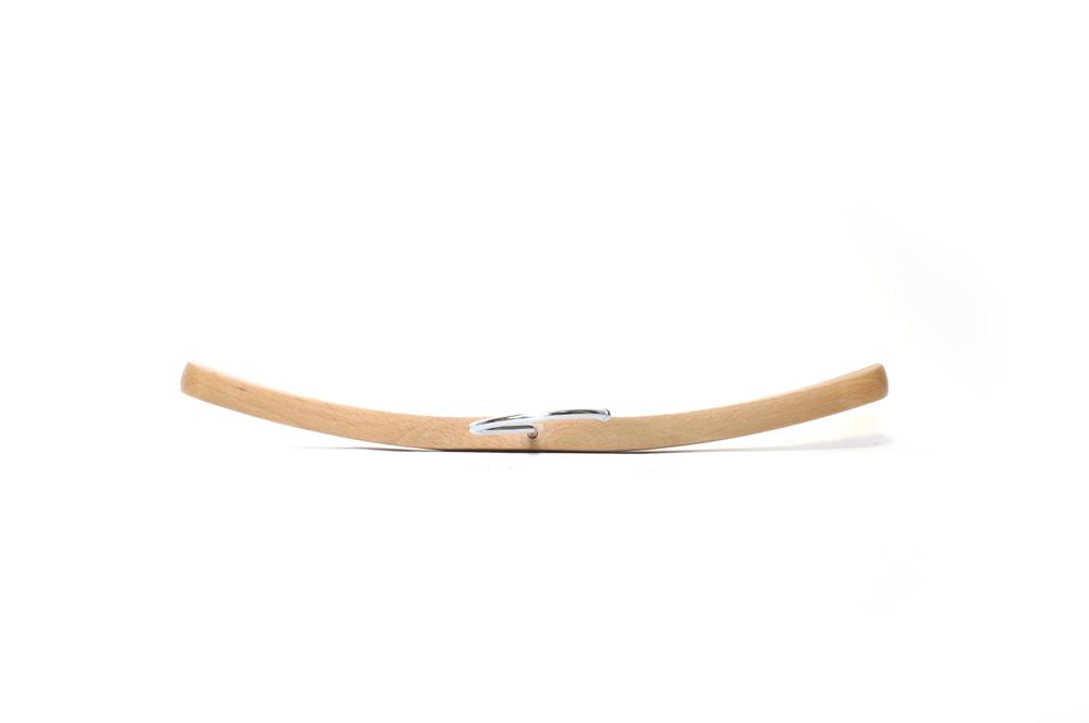 幼児さんのための木製ハンガー 幅320mm