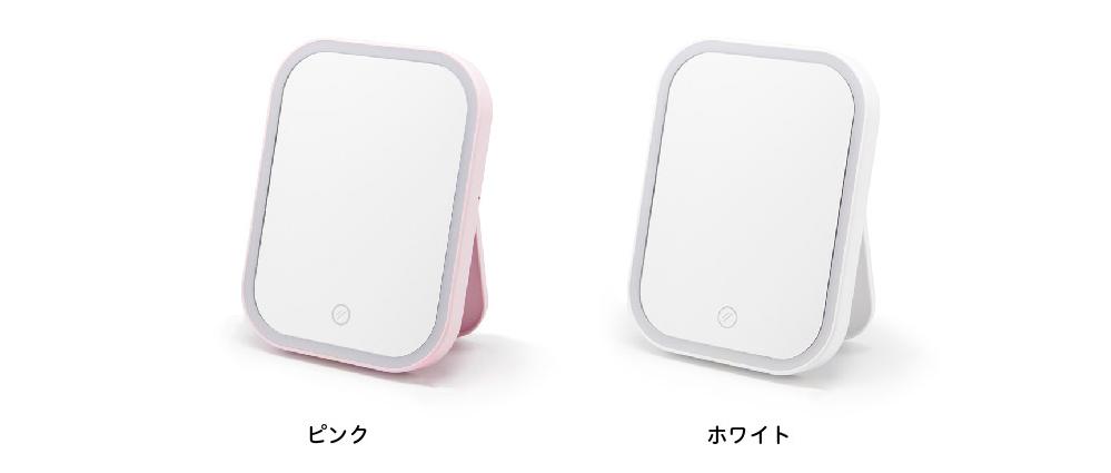 ピンクとホワイト