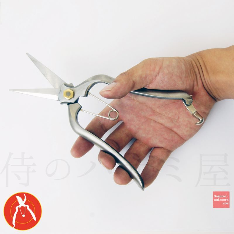 Pruning shears No.03 Stainless steel