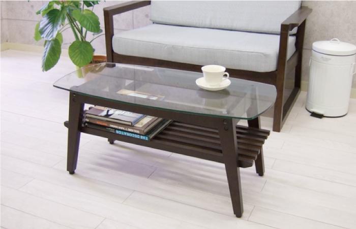 modern vintage Morvie Colne90 living table